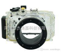 Wholesale New Waterproof Micro Camera Bag Outdoor Underwater Housing