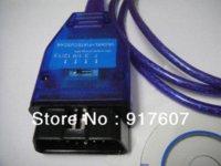 Wholesale New arrival auto scanner compatible Fiat ECU Scan and VAG KKL USB V409 code reader M45855