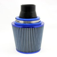 Wholesale Universal quot quot MM Air Intake Filter Pipe Rubber Hose Reducer Motorcycle Air Filter Cleaner Connector Durable Rubber