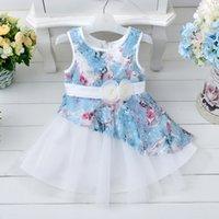 Precio de Escama de lentejuelas-Flower Girl Dress Nuevas llegadas Vestido meninas Niños Prom Ropa Flakes Plastic Sequins Girl Party Dress