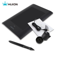 Wholesale Huion LPI PRS Professional Digital Art Graphics Drawing Pen Tablet Compatible with Windows and Mac black