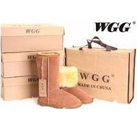 australian quality - 2015 colors High Quality Classic WGG Brand Women popular Australia Genuine Leather Boots Fashion Women s Snow Boots australian boots