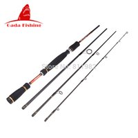 Wholesale HOT SALE m m m Portable Carbon Spinning Sea Boat Beach Fly Fishing Pole Stick Fishing Rod Fishing Tackle