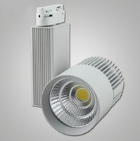 Wholesale COB LED W W track lights spotlights clothing store instead of metal halide lamp with the light guide lamp shop