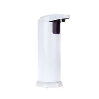 liquid soap - Stainless Steel Bathroom Accessories Automatic IR Sensor Liquid Hand Free Sanitizer ML Soap Dispenser