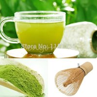 Wholesale 2pcs g Certified Organic Ultrafine Stone Ground Matcha Green Tea Powder