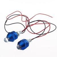 Wholesale 0 W lm LED RGB Decoration Light for Motorcycle DIY Silver Blue V cm