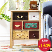 bedroom furniture brands - Brand Group European retro furniture odd ranks yield more color Seattle bedroom nightstand drawer h