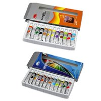 Wholesale Lin Fang g painting DIY handmade art and craft acrylic paints acrylic gouache paint tool accessories