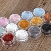 Wholesale Colors ALPHA Flash Powder Super Bright Pearl Shining Bright Glitter Powder Eye Shadow Pink Diamond
