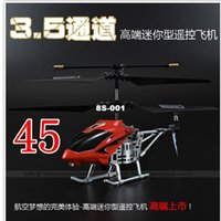 Cheap Factory direct infrared remote control helicopter through remote control helicopter 3.5-channel remote control helicopter