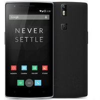 Wholesale ONEPLUS ONE Smartphone G LTE GB GB Snapdragon Quad Core GHz Inch x1080 Pixels Screen Gorilla Glass OTG NFC Cell Phones