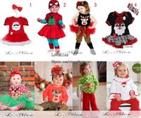 infant girl dresses - Christmas Children Set Kids Suit Outfits Autumn Baby Suit Kids Sets Girl Dress Infant Outfits Children Clothes Kids Clothing Girls Outfits