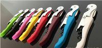 Wholesale HOT Waiter s Wine Tool Bottle Opener Sea Horse Corkscrew Knife DHL