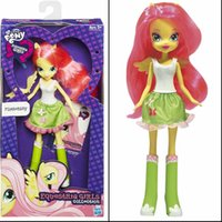 beautiful collection cottons - 2015 Beautiful Gift Box Packing Kids Girl Toys Dolls Princess Equestria Girls Collection Doll