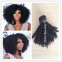 Cheap Brazilian Hair kinky curly hair weave Best kinky curl brazilian virgin hair kinky curly hair