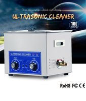 Wholesale Jakan L ultrasonic jewelry cleaner for ring diamond watch glasses denture lens cleaning with timer and heater