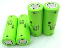 lifepo4 battery - A123 high discharge rate C A lifepo4 rechargeable battery a123 anr26650 cells a123 cell