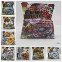 Wholesale Fashion Beyblade Metal Fusion D System Battle Top Metal Fury Masters with Launcher
