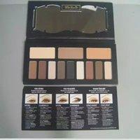 Wholesale Retail Kat Von D Shade Eye Contour Palette colors Matt eye shadow palette by imgirl