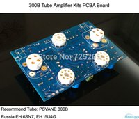 rectifier - Tube Amplifier Kits PCBA Board B Steteo Power Stage SN7 Preamp U4G Rectifier No Including Vaccum Tubes HIFI Audio DIY