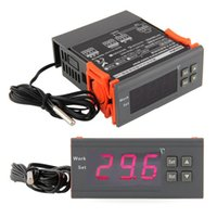 Wholesale Universal V Digital LCD Temp Temperature Controller Switch Thermostat