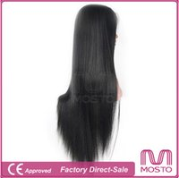 full lace wigs for black women - New Glueless Best Quality Top Grade Brazilian Virgin Hair Unprocessed Full Lace Human Hair Wigs For Black Women Lace Front Wig With Dyeable