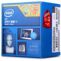 Wholesale Four nuclear core i5 Haswell new architecture box CPU GHz LGA1150 m l3 cache w nm