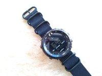 Precio de Ver negro núcleo suunto-La correa negra del Zulú 24m m táctica espesa la venda + los adaptadores + los tirantes del reloj de los 5-Anillos de nylon de los anillos para la correa de la base de Suunto liberan el envío