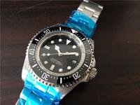 big bezel - Hot sale Men s Brand automatic watches men Big mechanical watch black dial stainless steel band ceramic bezel