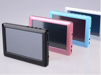 touch screen lcd tv - 8GB quot Inch LCD Touch Screen MP3 MP4 MP5 RMVB AVI Vedio Player FM TV out