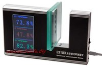 Wholesale Brand New Spectrum Transmission Meter Tester Peak wavelength UV nm VL nm nm Full Weighted Spectrum IR nm