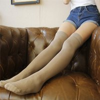 sexy stocking - fashion - warmers - socks - winter - New Fashion Women Winter Warm Stockings Sexy Thigh High Cotton Stocking Japanese Over Knee Socks