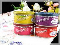 air lemon - 16PCS fragrance for home car Senior natural lemon lavender Rose Apple g solid incense cone tower air freshener