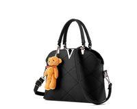 Wholesale 2016 new Korean fashion women bags Bear Strap shoulder bag messenger handbag