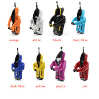 Wholesale Hot Selling Down Coat Cotton Bag Pouch for iPhone s for Samsung i9500 for Sony for HTC etc Mix color