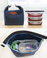 Wholesale New Thermal Insulated Cooler Waterproof Picnic Lunch Carry Tote Bag Pouch Box Brand New Good Quality