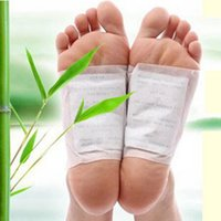 Wholesale Buy authentic Korean bamboo vinegar detox foot patch to improve sleep slimming beauty slimming foot stick