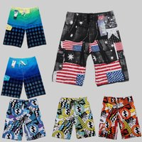 Wholesale new brand man swimwear board beach short sport short quicksliver colors size