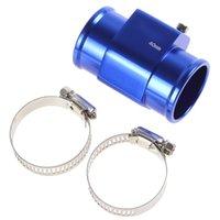 Wholesale 3pcs Water Temperature Temp Sensor Guage Adapter mm Aluminium with Clamps CEC_519
