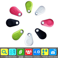 Wholesale Wireless Remote Smart Itag Anti lost Bluetooth Tracker Lost Key Finder Gps Locator Keychain Find Key Anti Lost Bite Alarm Sirene