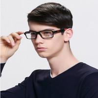 Wholesale 20pcs Men Women s Myopia Eyeglasses Frame Fashion Optical Eye Glasses With Lens Detachable Eyewear Goggles Spectacle Frames