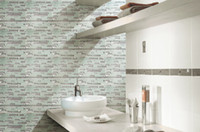 decorative mosaic pattern - Crystal metal mosaic tiles wall mounted mesh pattern wall texture glass mosaic tiles unique design decorative tiles bathroom tiles