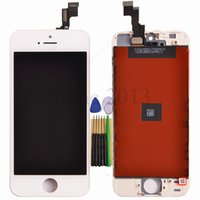 Cheap For Apple iPhone lcd display for iphone 5s Best LCD Screen Panels  lcd touch screen for iphone 5c