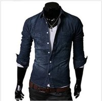 Men's Designer Clothing For Sale Hot Sale New mens Casual