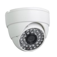 Cheap Genuine 1 3'' Sony CCD Effio-E 700tvl 48leds IR indoor HD 960H Security CCTV dome camera HS6-700 free shipping