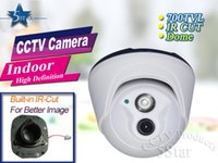 Wholesale New arrival promotion tvl CMOS Array leds indoor CCTV dome Camera Security camera