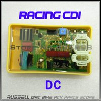 Cheap High Performance 6 pin DC adjustable CDI Scooter Parts racing motorbike