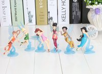 tinkerbell - New Tinkerbell Fairy New nd Generation PVC Figures Doll Toy Set of Cartoon Figure Dolls Toys