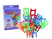 balance chair - Jenga Classic Game Balance Chairs Parent child Interaction Necessary Party Game Toy